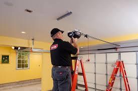 Garage Door Opener Installation Santa Fe