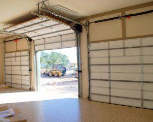 High Lift Garage Doors Santa Fe